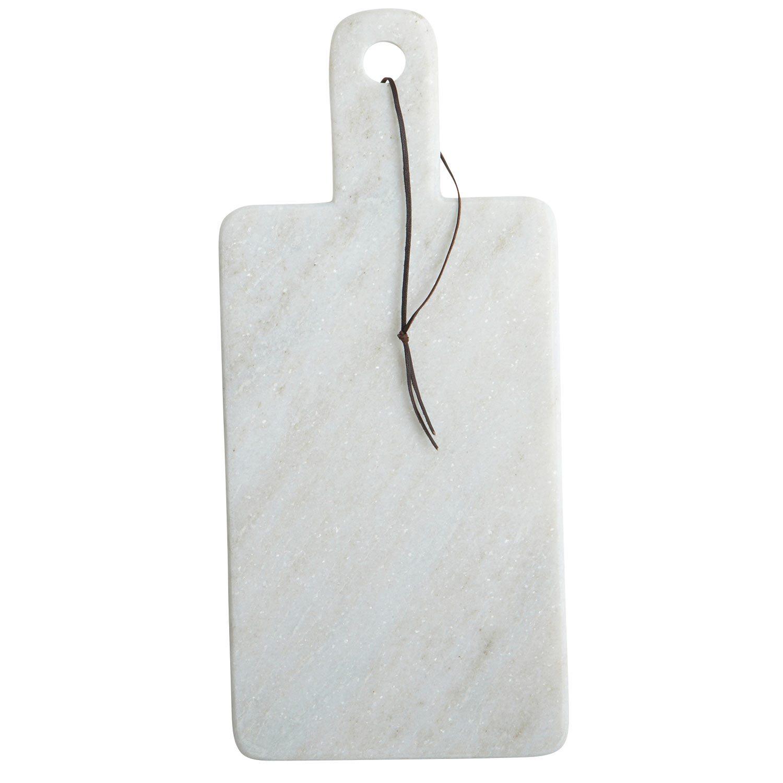 Cheese skärbräda, vit marmor