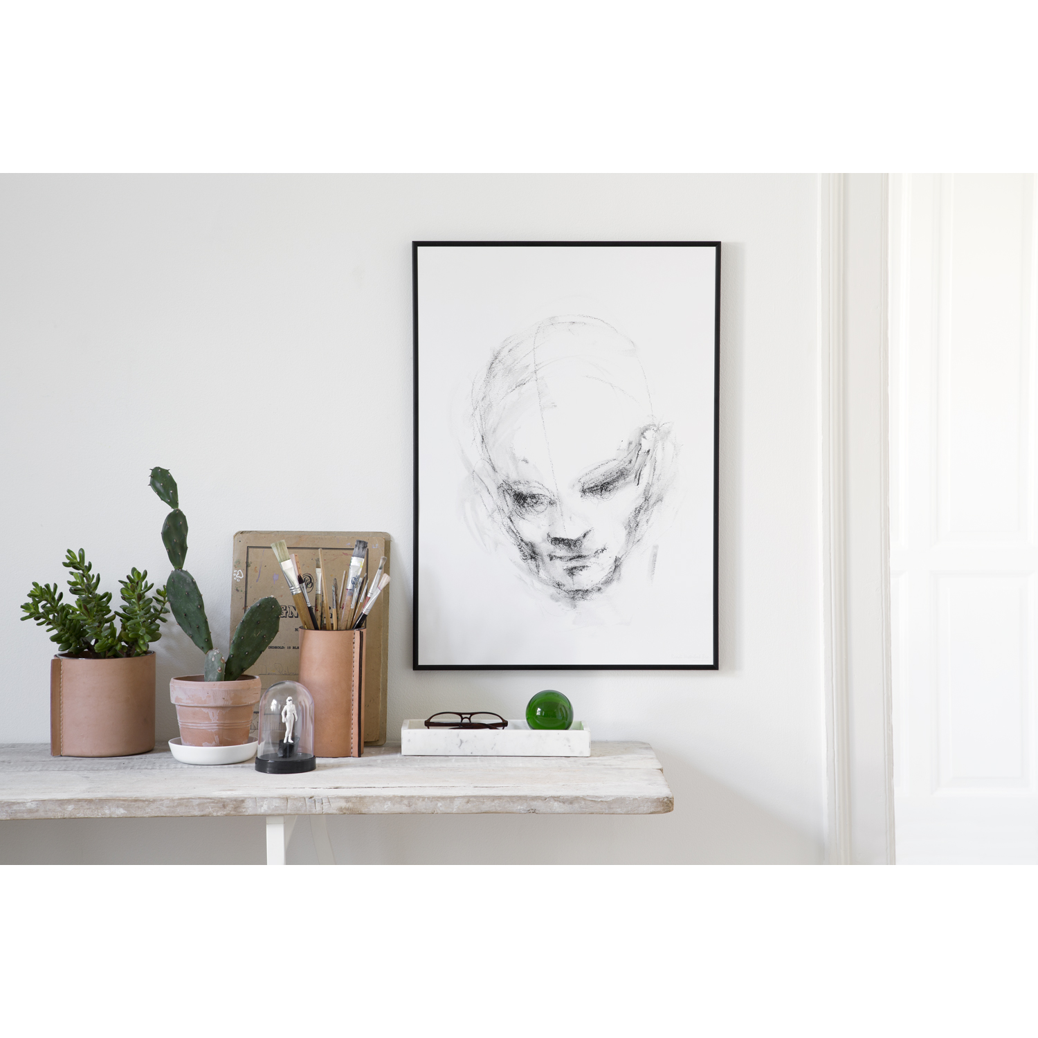 By Yourself poster, 50x70 cm