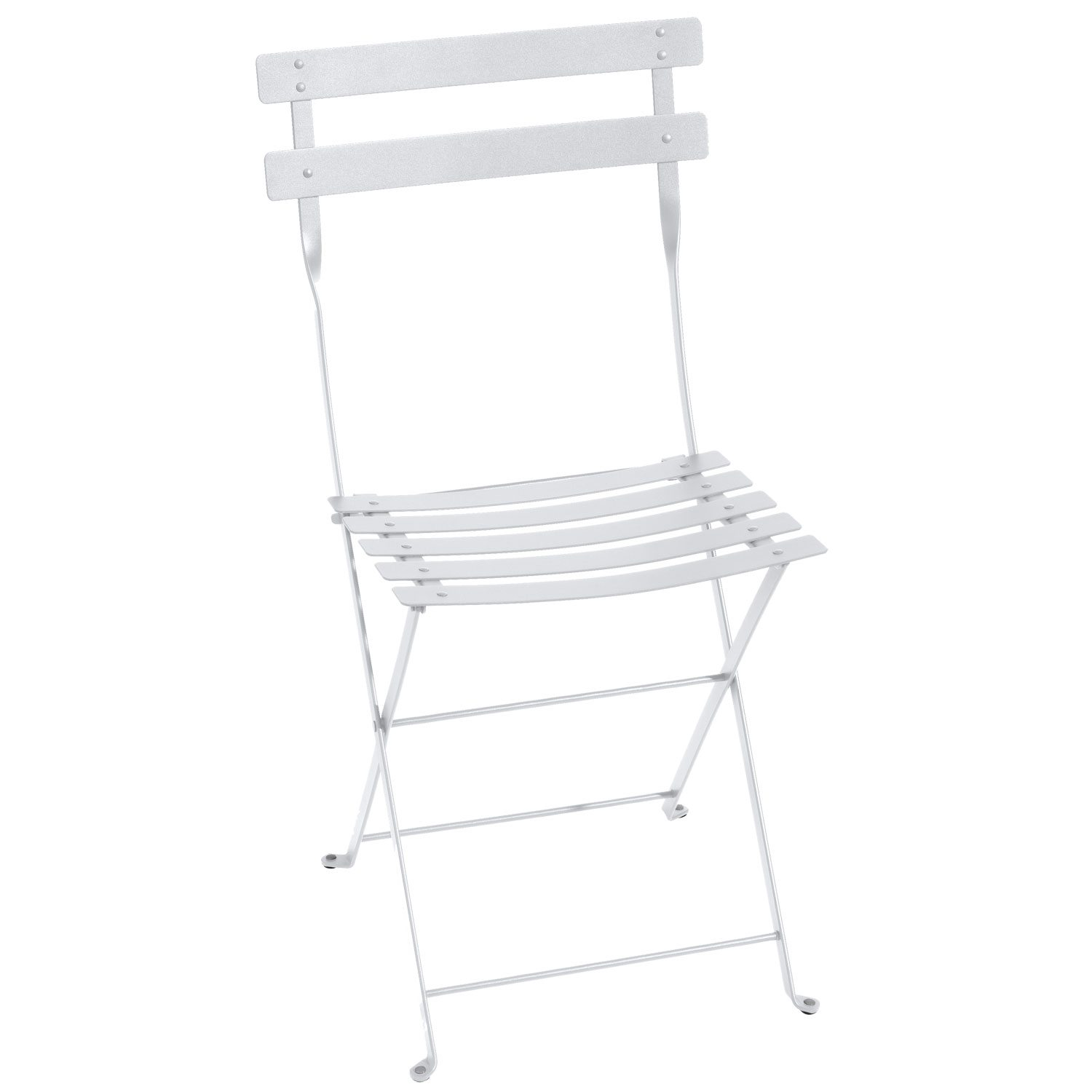 Bistro Metal stol, cotton white