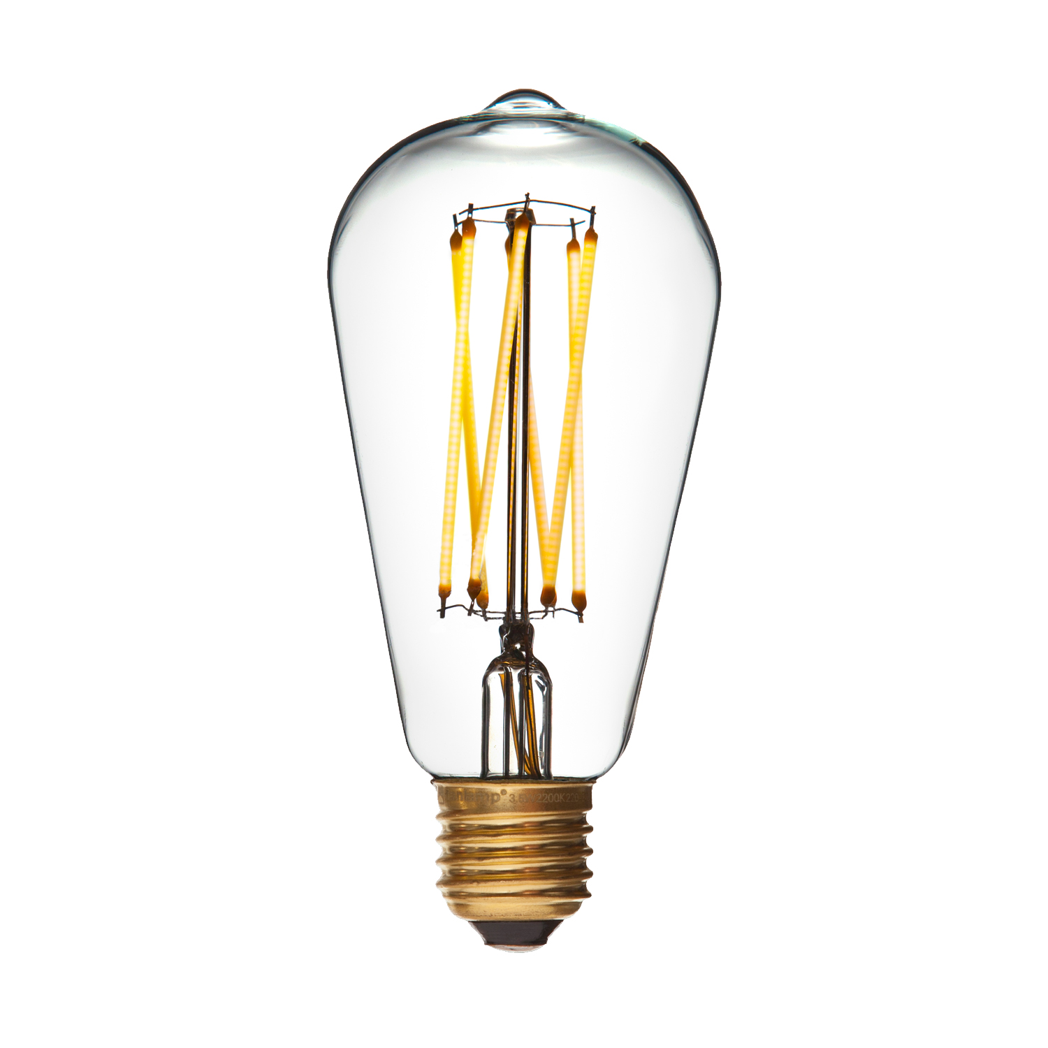 Edison Lamp LED, E27