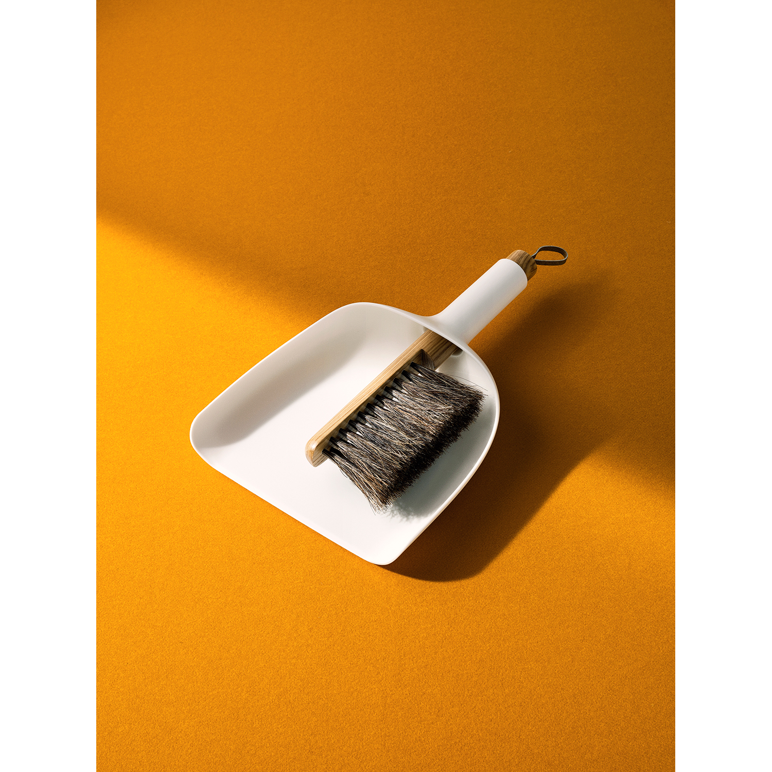 Sweeper & Funnel sopset, vit
