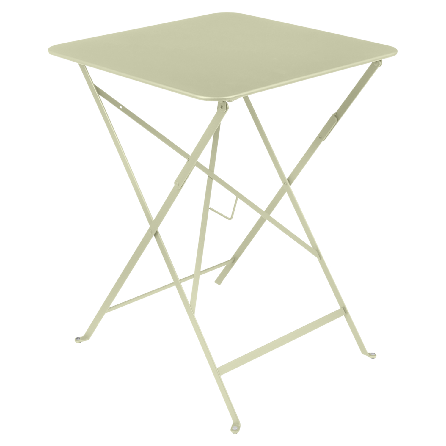 Bistro bord 57x57, willow green