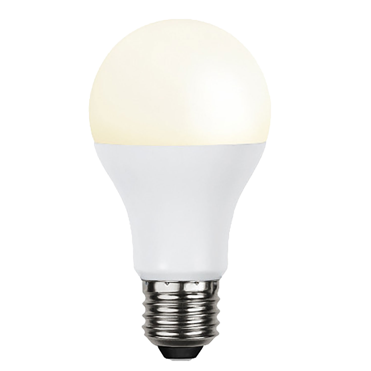 LED-lampa E27 A60 opaque Ra90, white