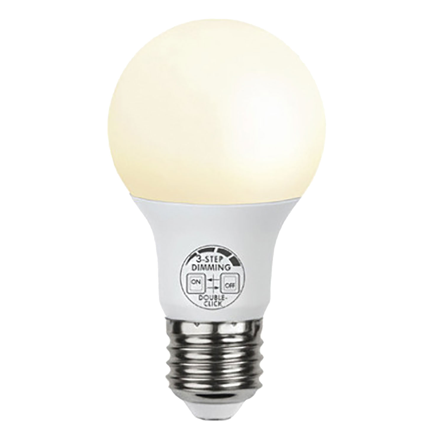 LED-lampa E27 A60 smart LED, white