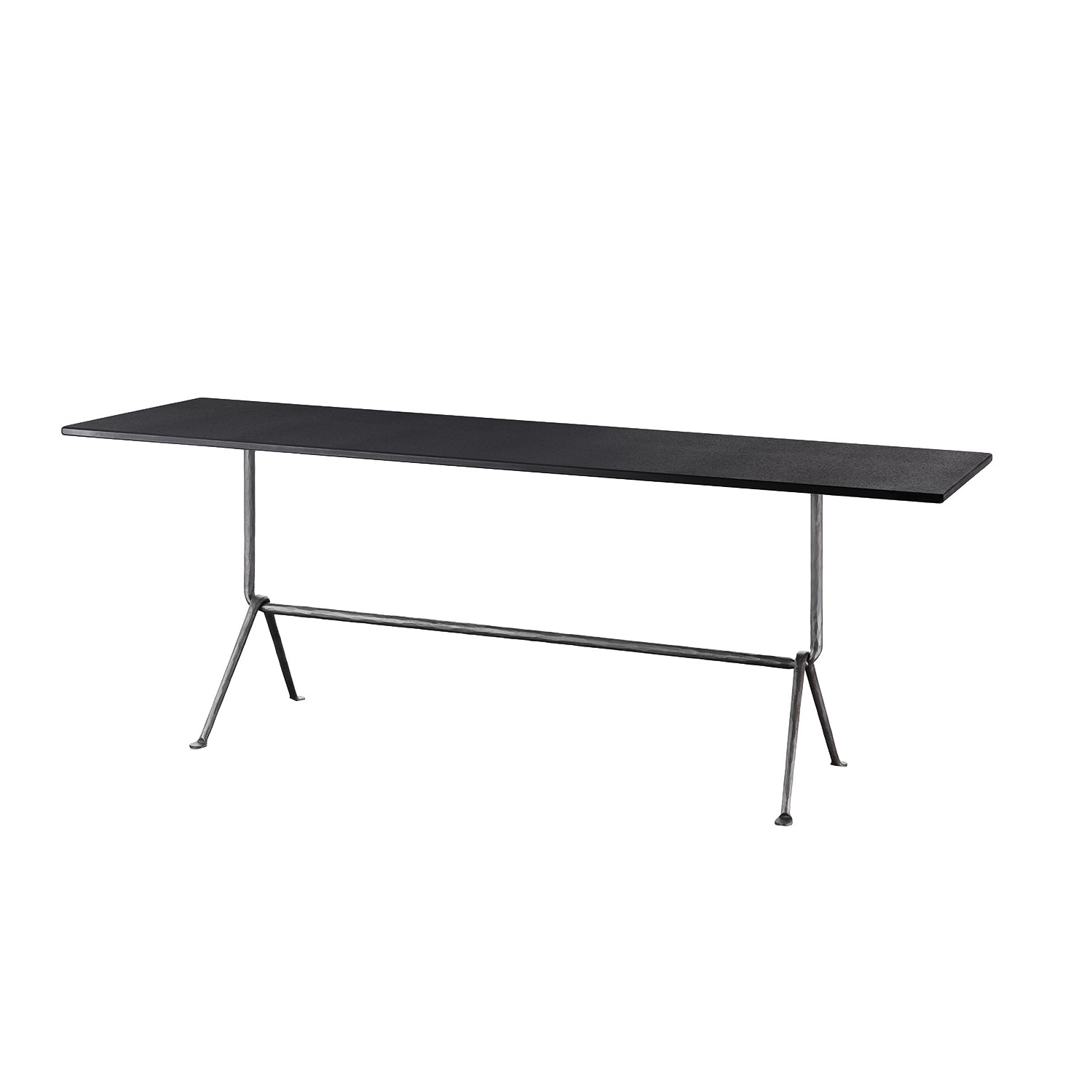 Officina fratino table 160x65, skiffer