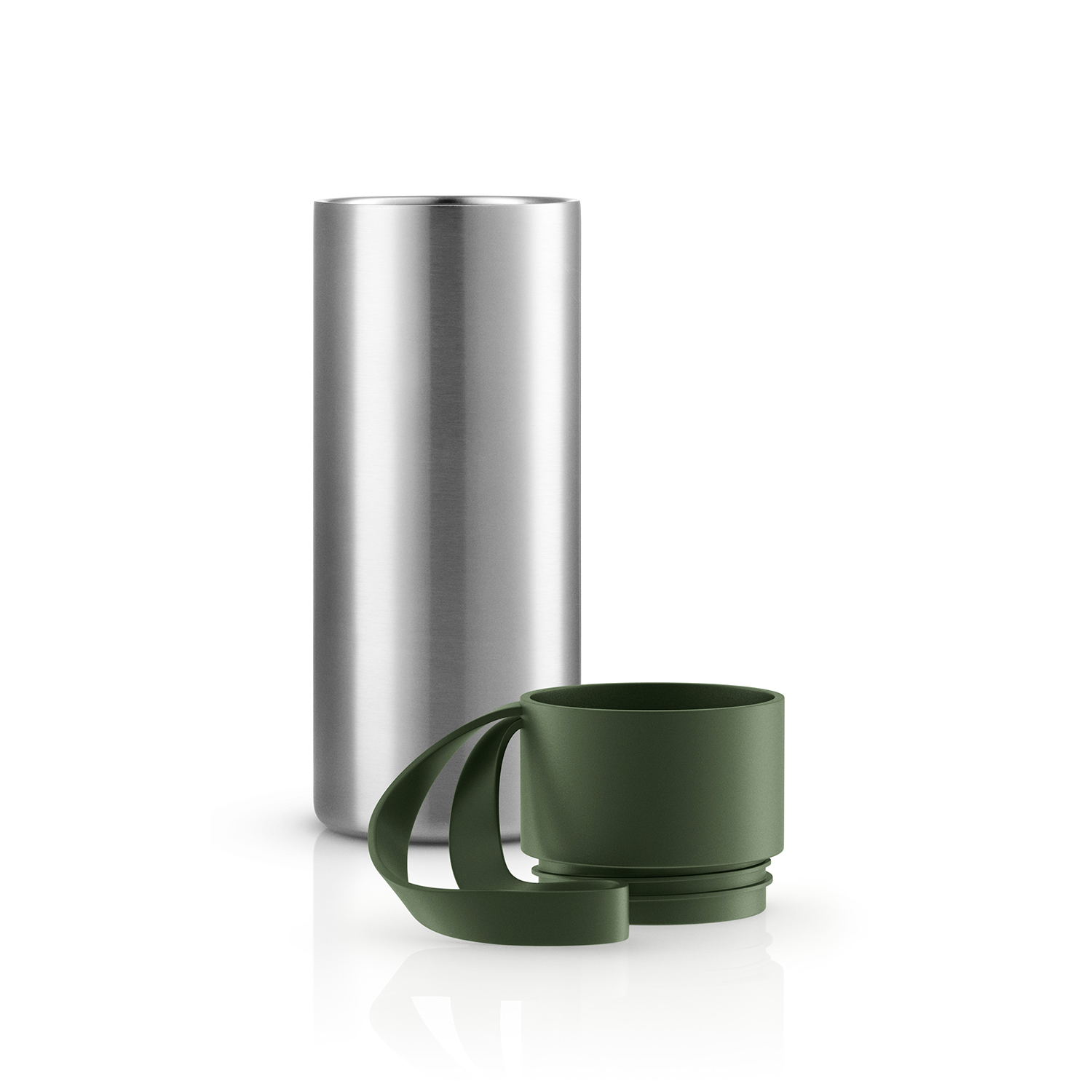 To Go Cup, forest green
