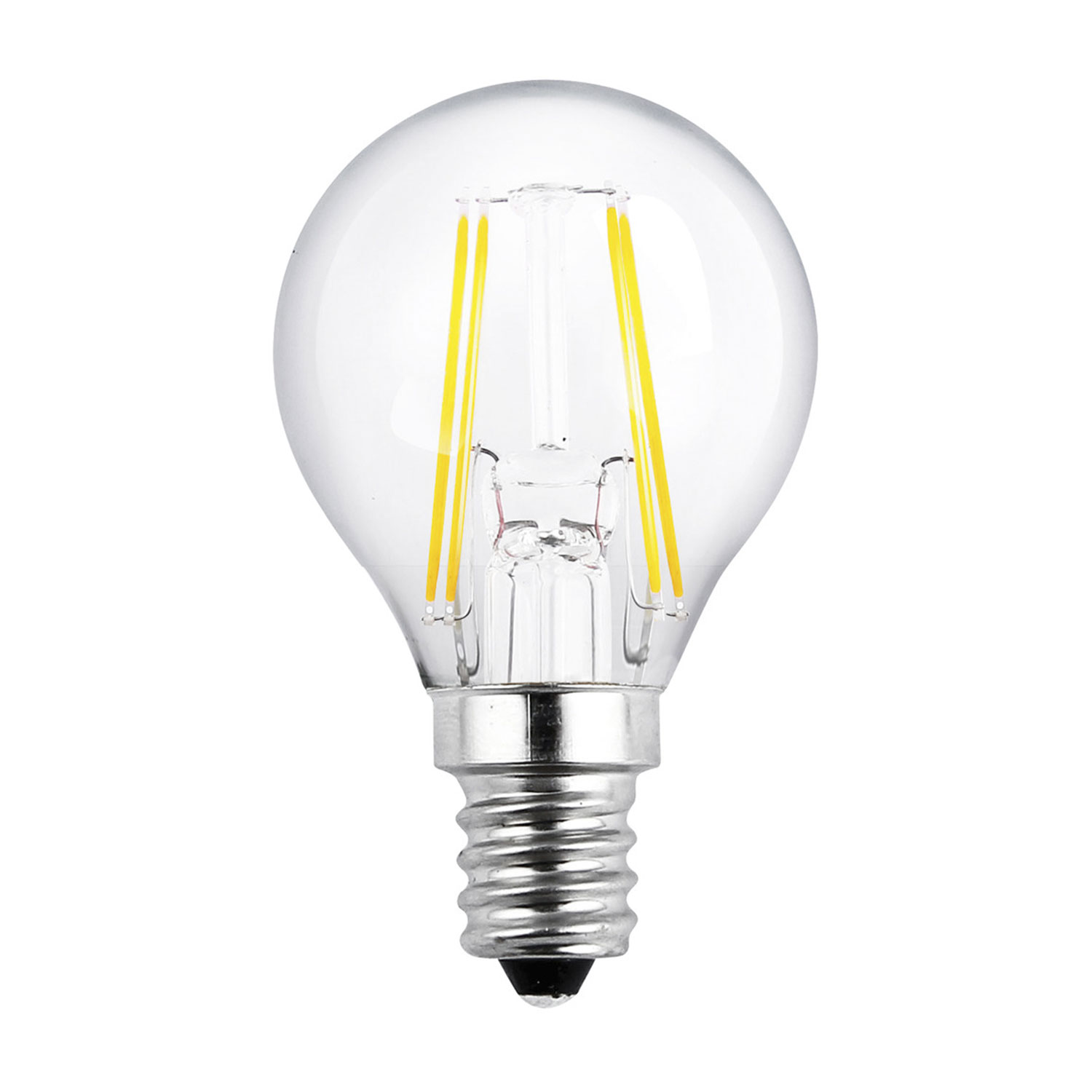 LED klotlampa E14 2W