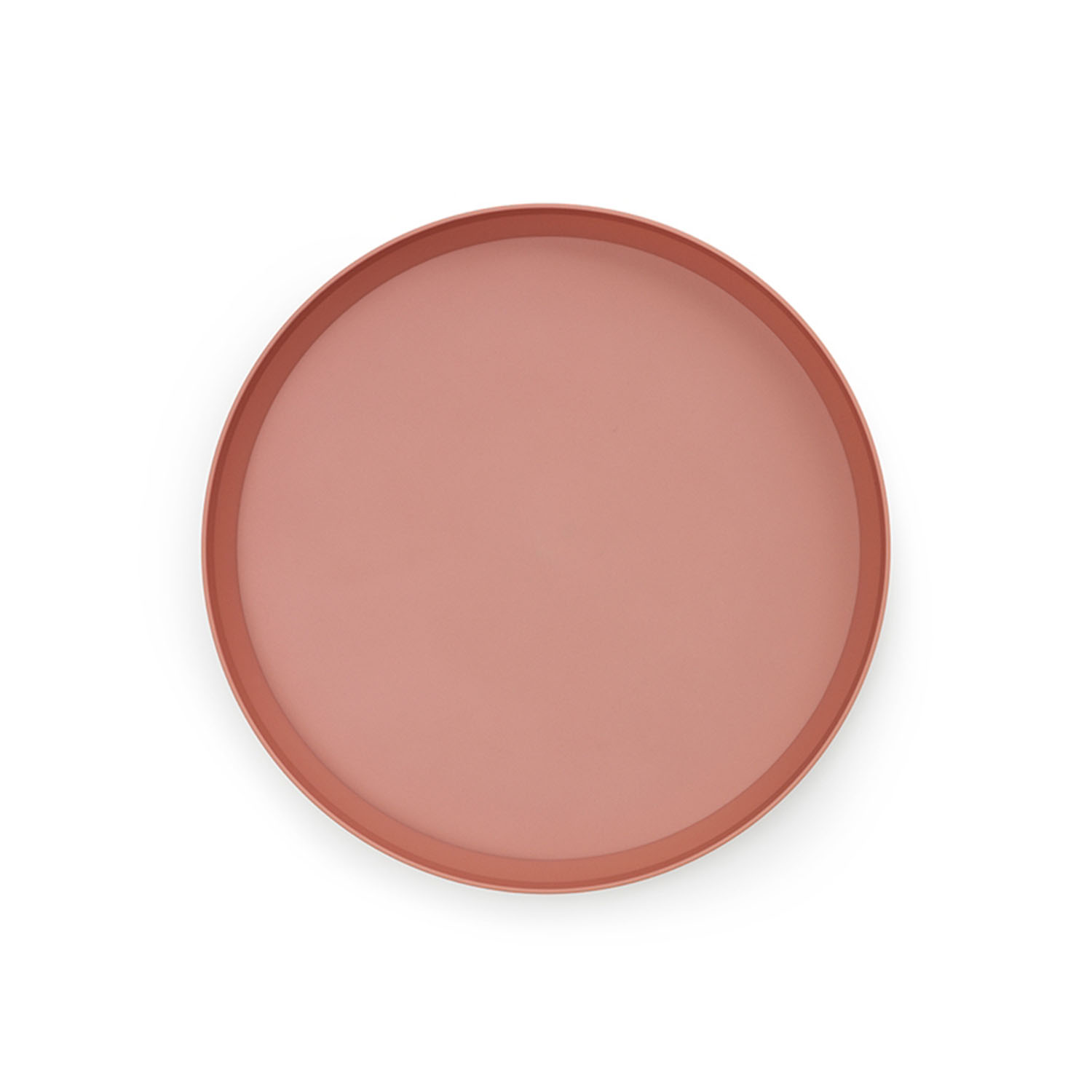 Geo bricka, blush