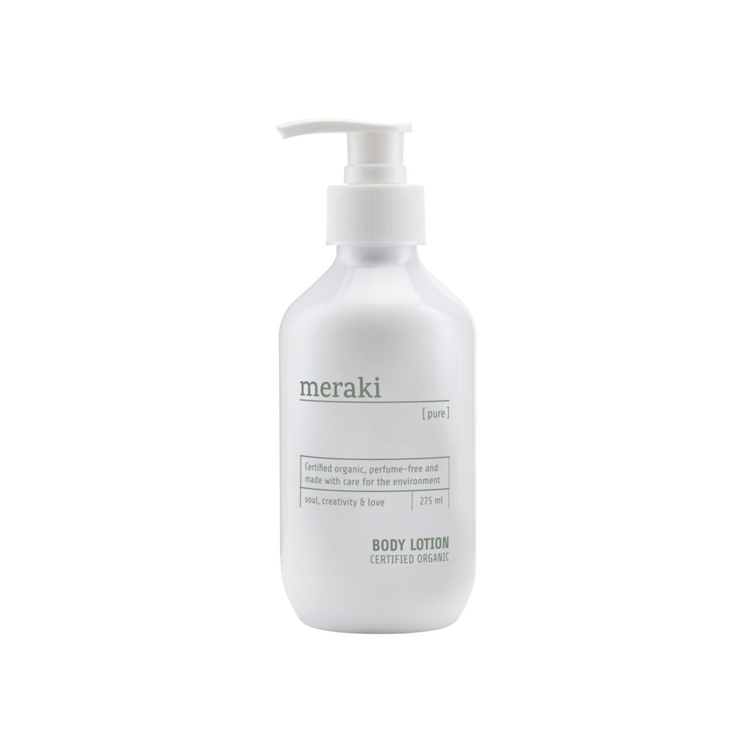 Pure body lotion 275 ml