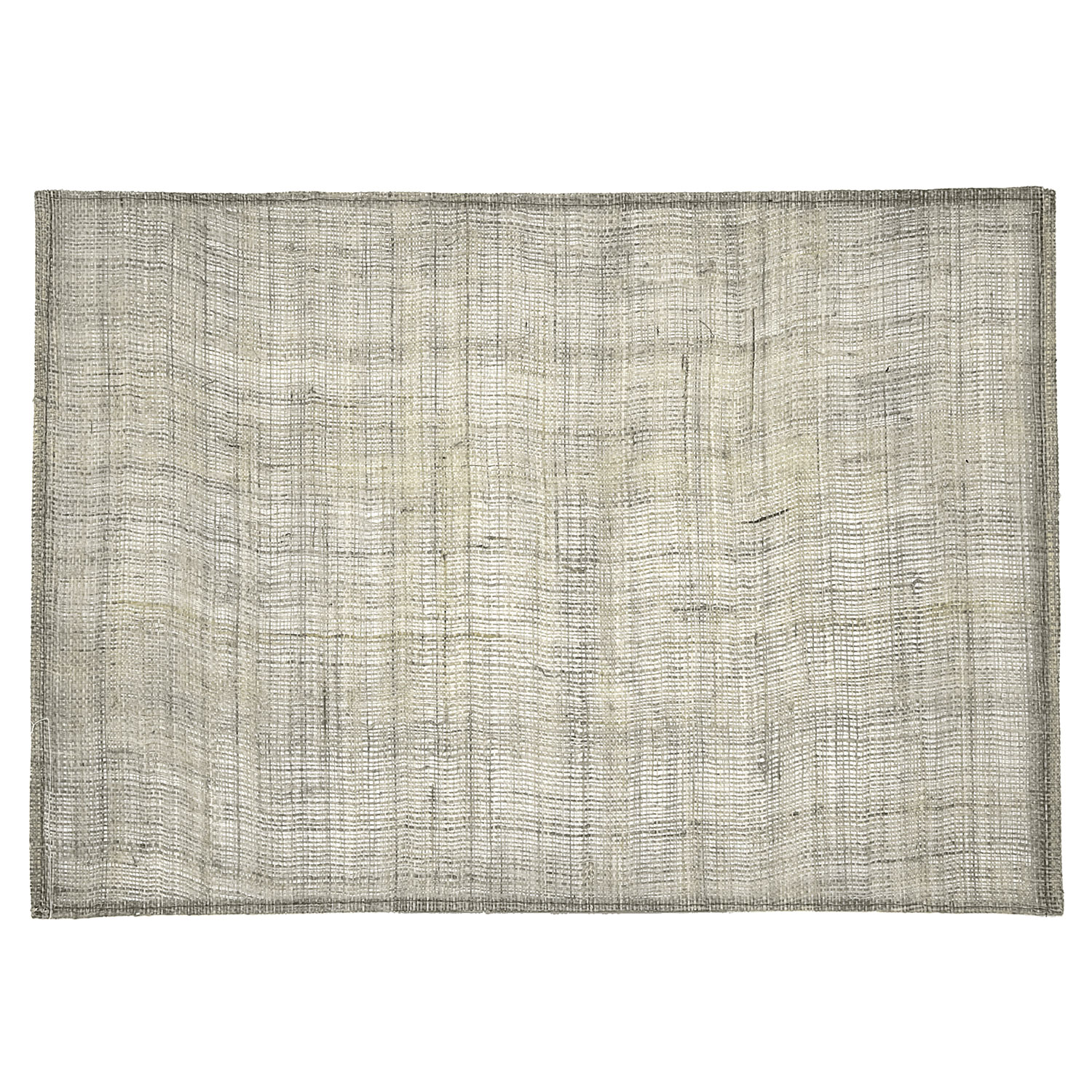 Linen bordstablett 45x32 cm, grey
