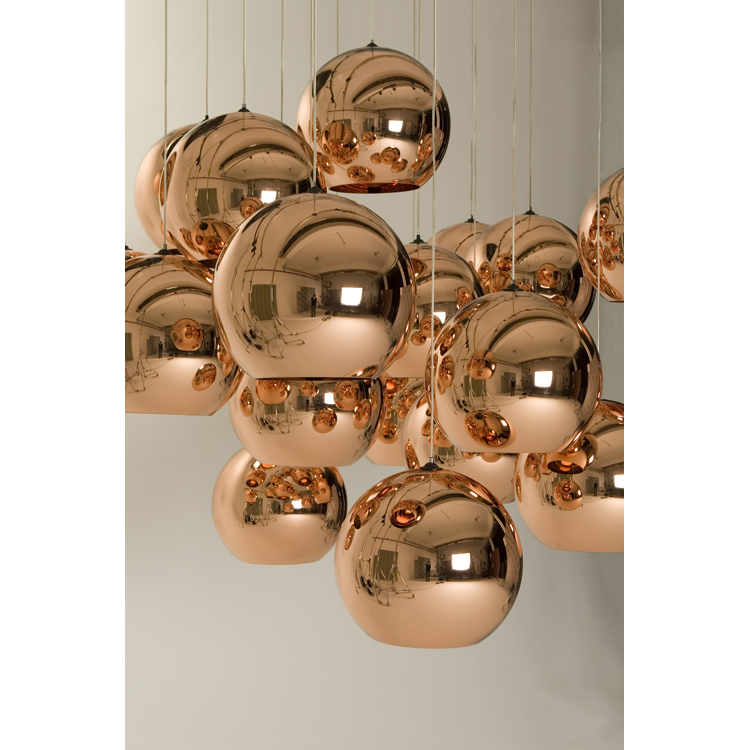 Copper Shade pendel