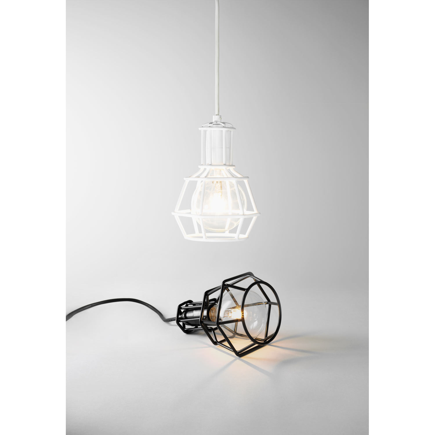Work Lamp, vit