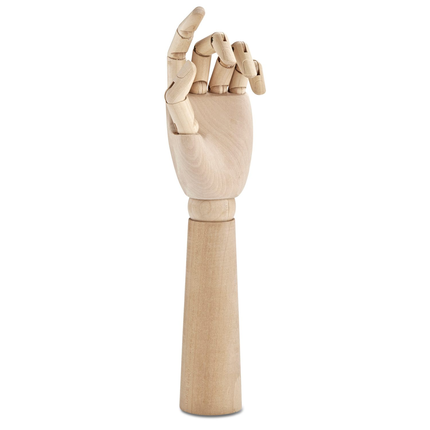 Wooden Hand Forearm, M