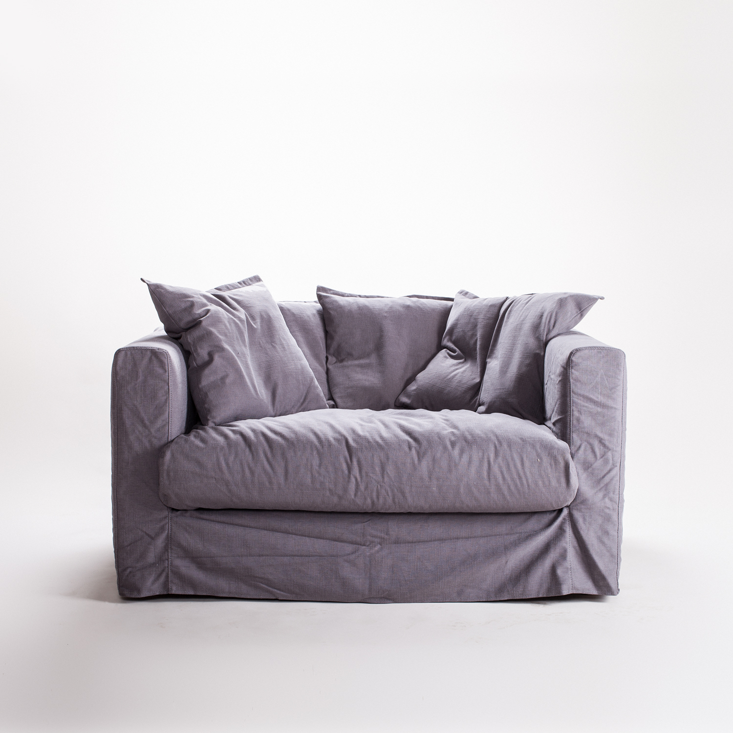 Le Grand Air Loveseat, grå