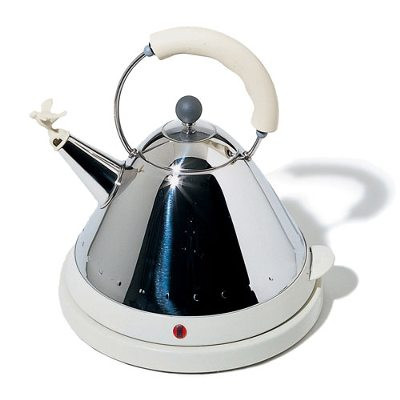 Electric Kettle vattenkokare creme