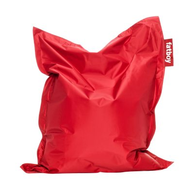 Fatboy Junior sittpuff, röd