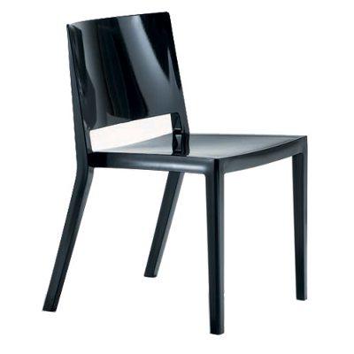 Lizz stol, svart
