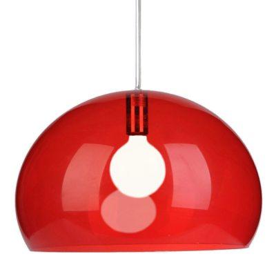 FL/Y taklampa röd