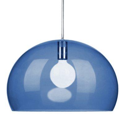 Bild av FL/Y taklampa, mörkblå