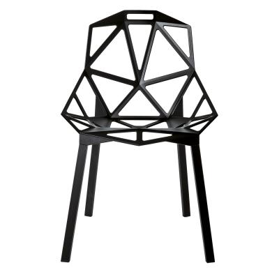 Chair_One stol, svart