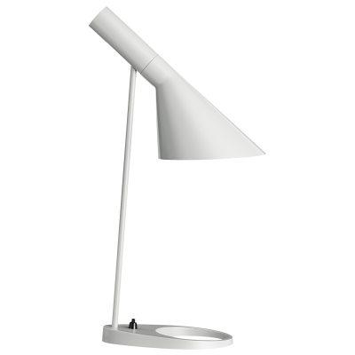 AJ bordslampa vit