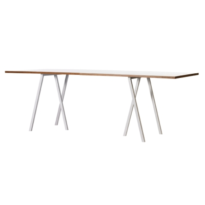 Bild av Loop Stand Table bord 180 cm, vit