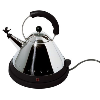 Electric Kettle vattenkokare svart