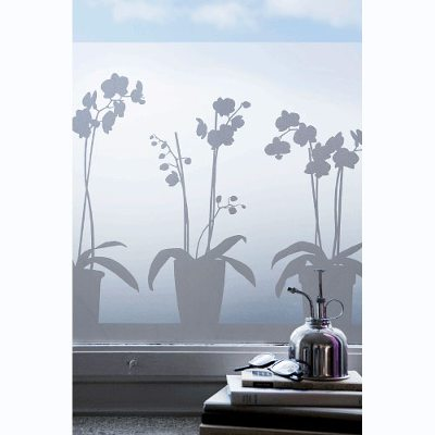 Orkide fönsterfilm 48×120 cm