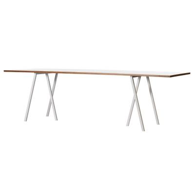 Bild av Loop Stand Table bord 200 cm, vit