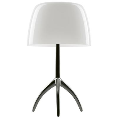 Bild av Lumiere 05 piccola bordslampa, dimmer, vit