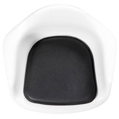 Stolsdyna DAR/DAW/RAR basic läder svart