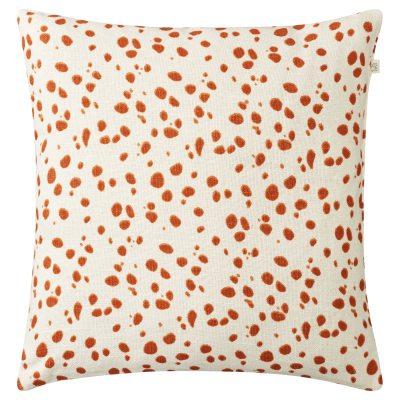 Bild av Tiger Dot kuddfodral, orange