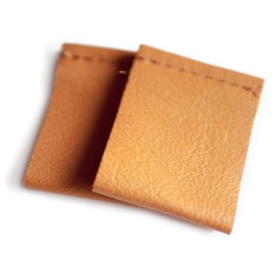 Loft handtag 2-pack beige läder