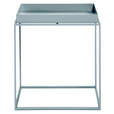 Bild av Tray Table bord 40x 40, blå