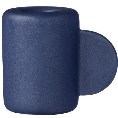 Bild av Mug ljusstake, marinblå