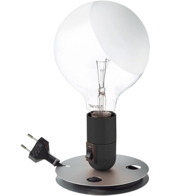 Bild av Lampadina bordslampa, svart