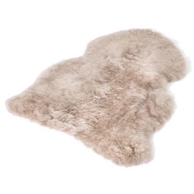 Shorthair fårskinn 50x100, taupe