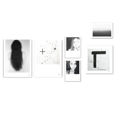 Art Wall Complete posters, 6-pack
