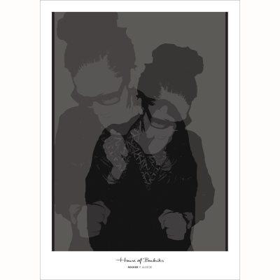 Rocker poster 50×70