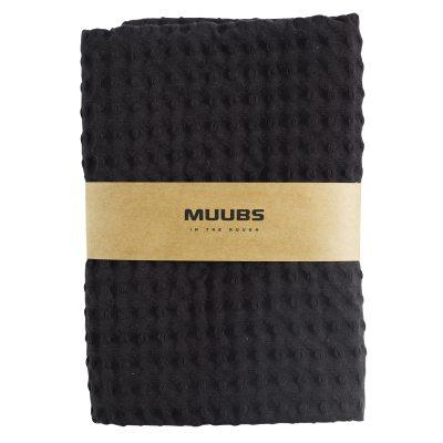 Comfort handduk 50x100, svart