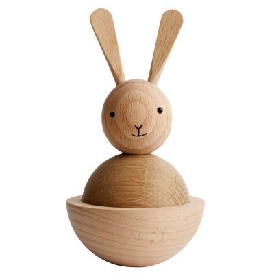 Bild av Rabbit träfigur