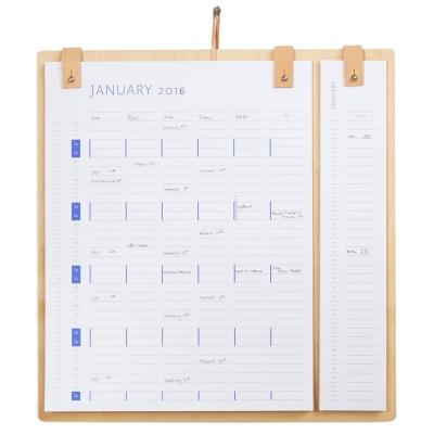 Planner Board 2016 & 2017