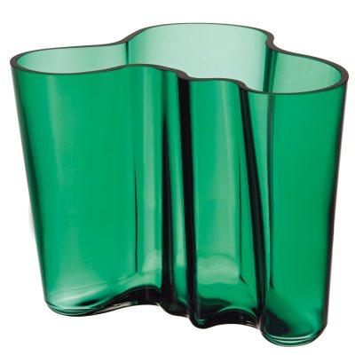 Bild av Aalto vas 16 cm, smaragdgrön