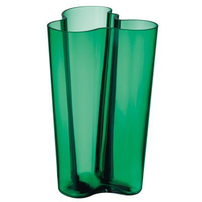 Bild av Aalto vas 25,1 cm, smaragdgrön