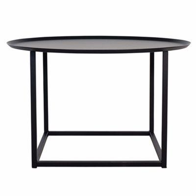 Bild av Domo Round Square bord M, svart