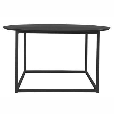 Bild av Domo Round Square bord L, svart