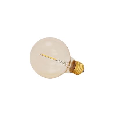 Atelier Lights Globe 80 glödlampa crystal