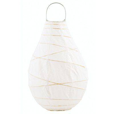 Bild av Drop lanterna M, vit
