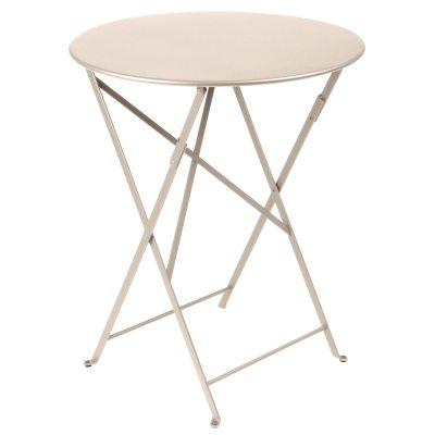 Bistro bord Ø60 linen