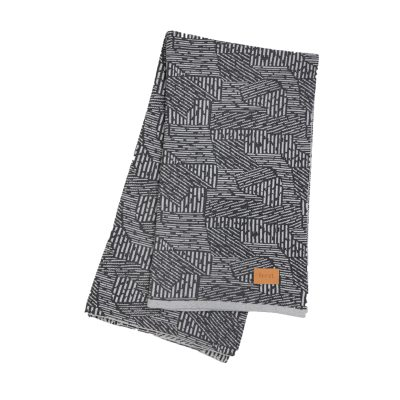 Bild av Maze pläd, grå